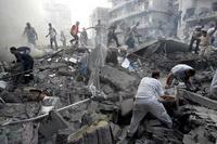 """Strefa Gazy w rok po operacji """"Płynny Ołów"""""""