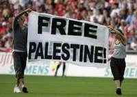 Dżihad - piłkarze Palestyny