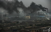 Chiny - spojrzenie od środka: Skażenie środowiska
