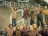 Dola i niedola Greenpeace'u